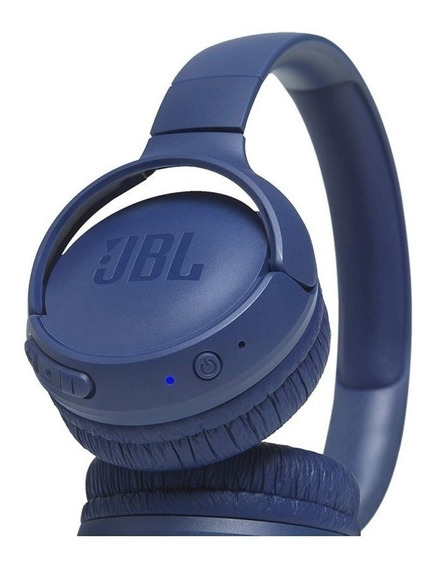 Fone De Ouvido Com Bluetooth Jbl Tune T500bt T500 Bt 500bt