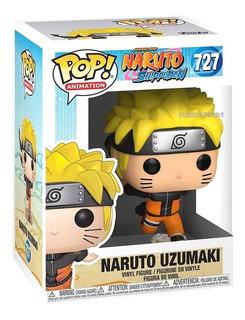 Funko Pop Naruto 727 Original Naruto Uzumaki Scarlet Kids