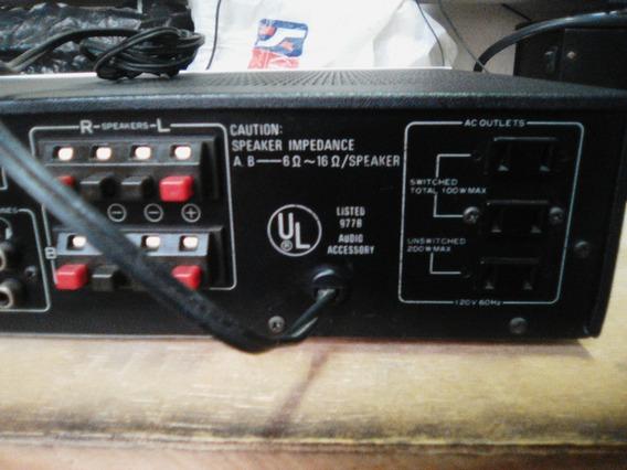 Amplificador Pioneer Sa 520