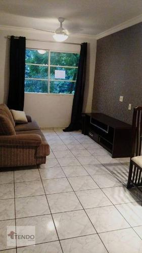 Imagem 1 de 29 de Imob01 - Apartamento 54 M² - Venda - 2 Dormitórios - Jardim Santo André - Santo André/sp - Ap2150
