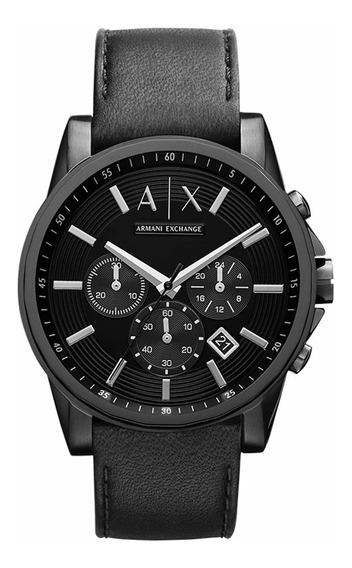 Ax Armani Exchange - Relógio Cronógrafo Para Homem