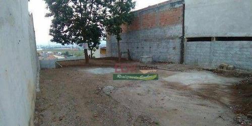 Imagem 1 de 3 de Terreno À Venda, 400 M² Por R$ 150.000 - Chácaras Silvestre - Taubaté/sp - Te3430