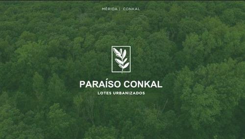 Imagen 1 de 1 de Paraiso Conkal Lotes Urbanizados