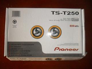 Tweeter Pioneer Ts-t250 / 150 Watts (10 Vds)