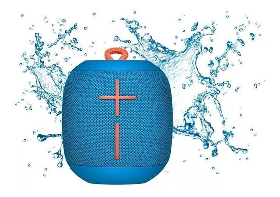 Caixa De Som, Logitech, Ue Wonderboom, Bluetooth, 10 Watts