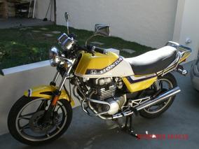 Cb 400 - 1984 - Estilizada - Linda !!!!!!!