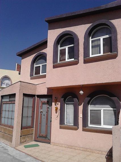 Casa Amueblada En Renta En Metepec