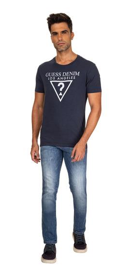 Camiseta Los Angeles Guess 40221