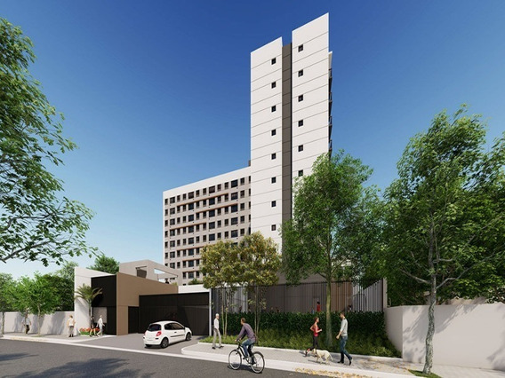Apartamento A Venda, 1 Dormitorio, 1 Vaga De Garagem, Jardim Guanca, Minha Casa Minha Vida - Ap07242 - 34607482