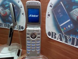 Sony Ericsson Z600 Telcel Azul -- Envío Gratis --