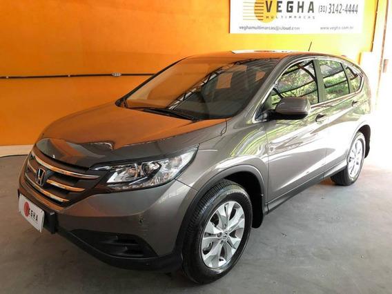Honda Crv Lx Automática 2012 Impecável, Financiamos!
