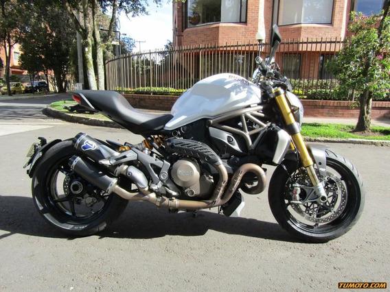 Ducati Monster 1200 S Monster 1200 S