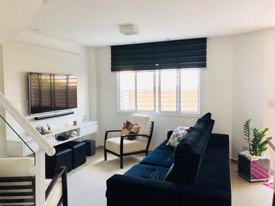 Sobrado Em Condomínio Com 3 Dorms 1 Suite 2 Vagas À Venda, 150 M² Por R$ 650.000 - Penha De França - São Paulo/sp - So2337