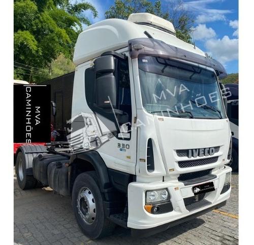 Caminhão Iveco Cursor 330 Teto Alto - 4x2 T