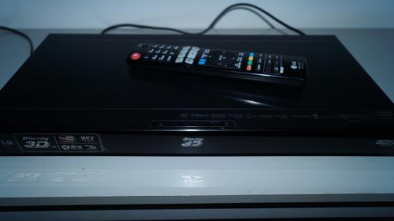 Bluray Player LG Hiend Top Linha 3d Wifi Dolby Atmos Dts X