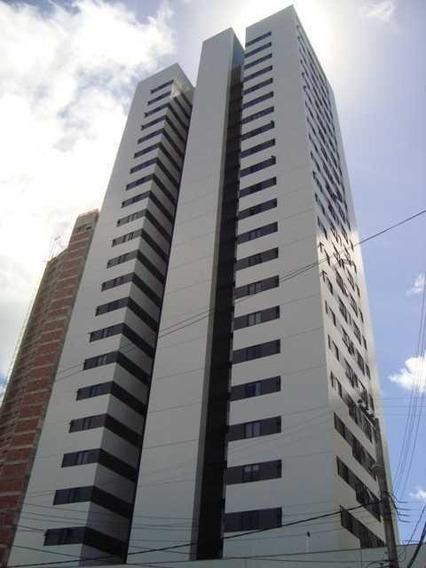 Apartamento Com 2 Quartos Para Alugar, 50 M² Por R$ 1.740/mês - Boa Viagem - Recife/pe - Ap0464