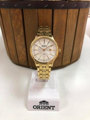 Relógio Orient Feminino Fgss1071 S1kx Dourado - 15