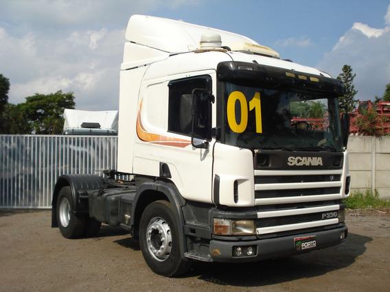 Scania 114 330 4x2 2001 Temos 2003 Tambem