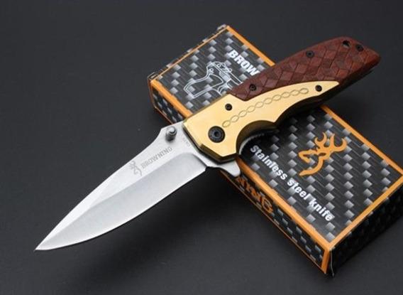 Cuchillo Navaja Browning Extreme Da77 Con Clip