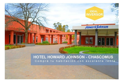 Hotel Howard Johnson - Habitación Para Renta