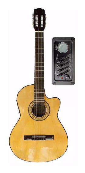Guitarra Electroacústica Gracia M6 Eq C/cuerdas De Nylon