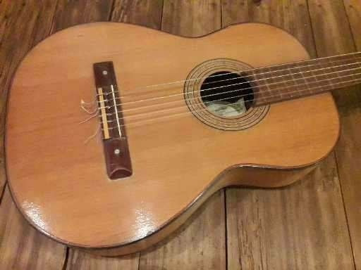Guitarra Criolla Casa América 1969 Serie 9 Permuto !!
