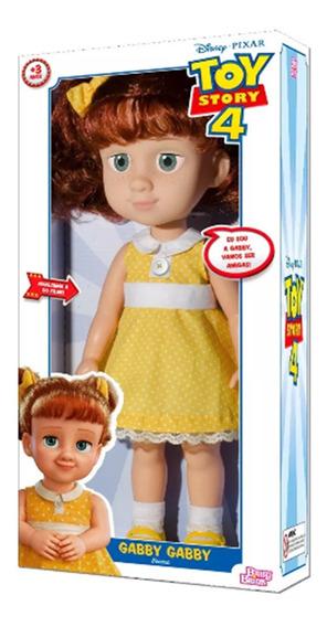 Boneca Gabby Gabby Toy Story 4 Nova Brink Brinquedos