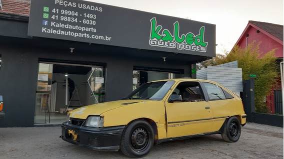 Gm Chevrolet Kadett Gsi