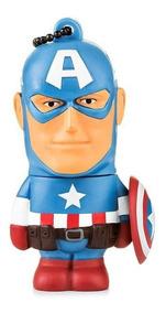 Pen Drive Vingadores Marvel Capitão América - 8gb
