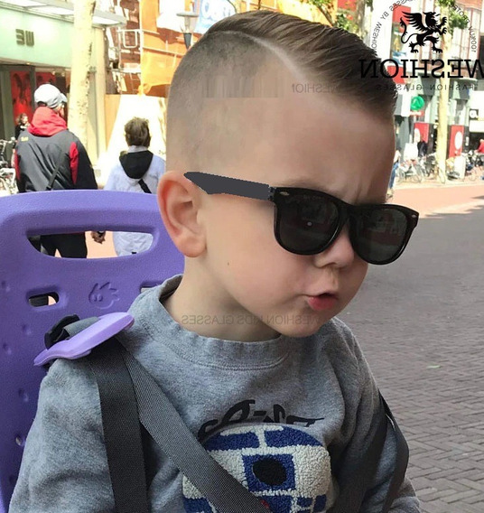 Óculos Infantil Polarizado De Sol Uv400 Flexível + Brinde