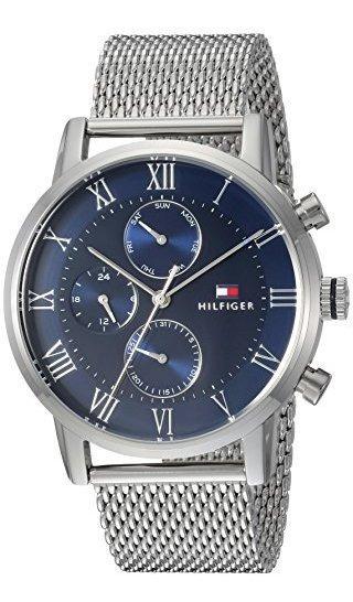 Tommy Hilfiger 1791398 - Reloj Deportivo De Cuarzo Con Corre
