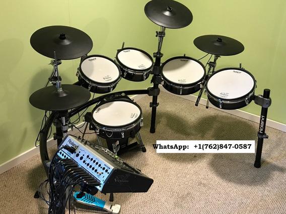 Roland Td-20 Electronic V Drum Set Td20