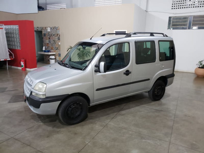 Fiat Doblo Elx 1.8 8v 5p (flex) 2009