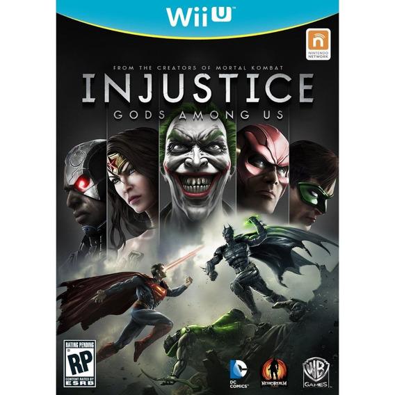 Injustice - Wii U