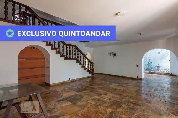 Casa Com 4 Dormitórios E 3 Garagens - Id: 892905703 - 205703