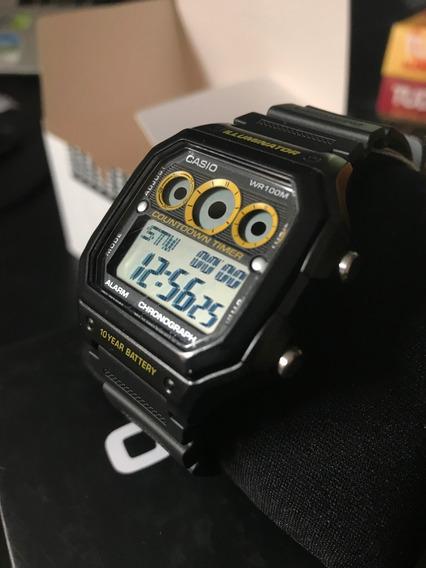Relógio Casio Casio Ae-1300wh-1avdf