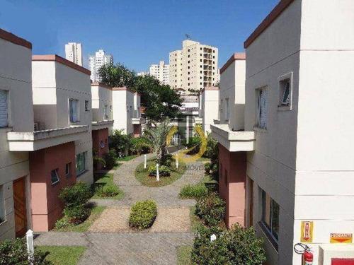 Sobrado Com 2 Dormitórios À Venda, 94 M² Por R$ 713.000,00 - Saúde - São Paulo/sp - So0066