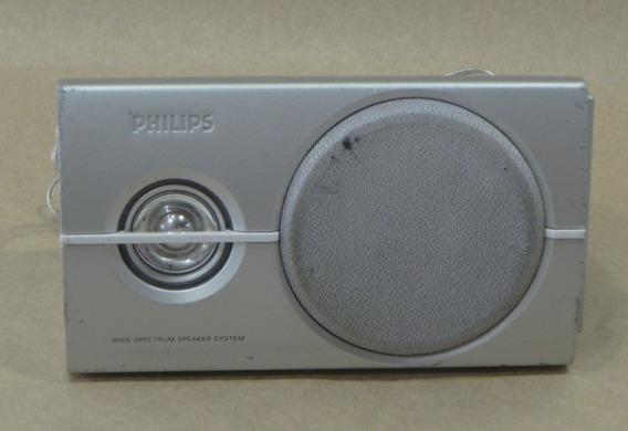Caixa De Som Philips Csw 3600 Frente Direita