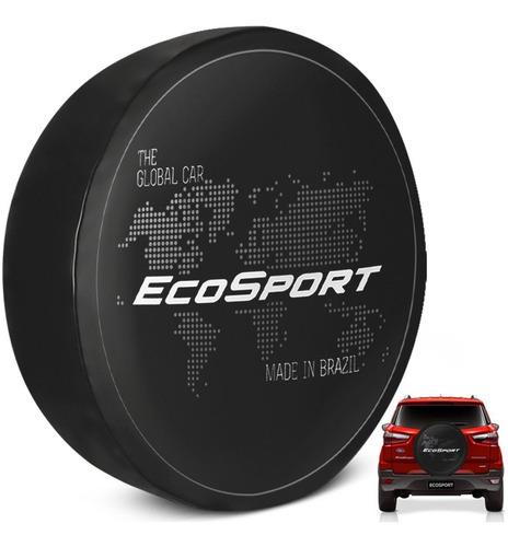 Capa Estepe Ecosport 2017 2018 Cadeado Personalizada Global