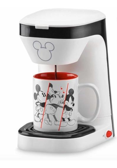 Cafeteira Coleção Especial 90 Anos Mickey Original Disney