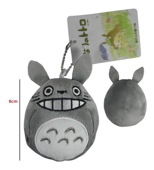 Mi Vecino Totoro Peluche Llavero Importacion Neighbor Ghibli