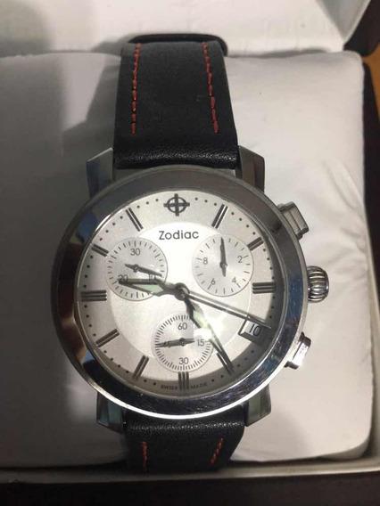 Reloj Zodiac (suizo) Usado
