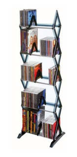 Librero/organizador Para Dvd/bluray/videojuegos + Envío G.