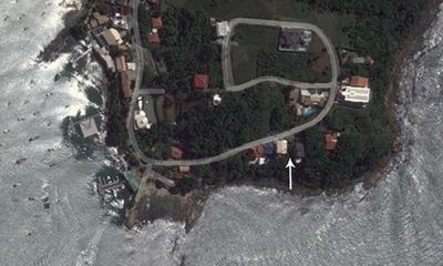 Terreno Frente Mar - Canto Do Praia - Imb315 - Imb315