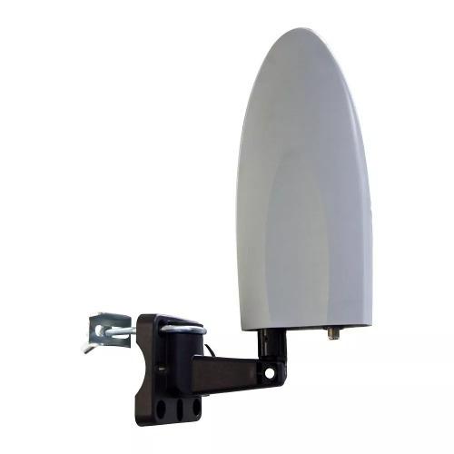 Antena Externa E Interna Amplificada 4 Em 1 Multilaser Re214
