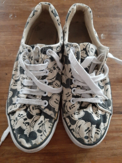 Zapatillas Disney Marca Disney Originales