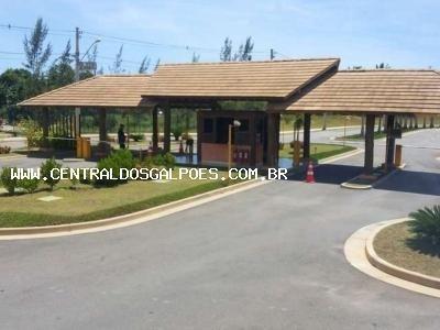 Terreno Para Venda Em Camaçari, Alphaville Litoral Norte 2 - Vl005_2-1152379