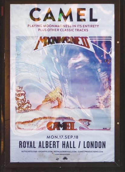Camel - Live At The Royal Albert Hall Bluray