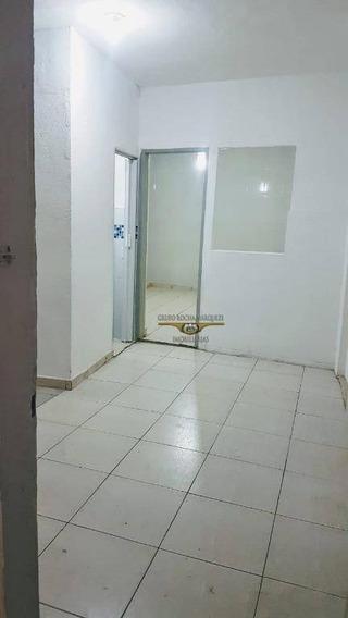 Casa Com 1 Dormitório Para Alugar, 50 M² Por R$ 670,00/mês - Vila Formosa - São Paulo/sp - Ca0692