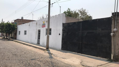 Casa Con Terreno En Centro, Tequila Jalisco